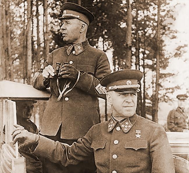 Последний мирный день ВМВ,СССР,Германия
