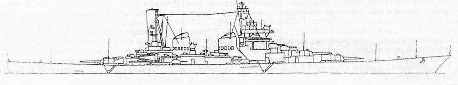 Тяжёлый крейсер проекта 82 Источник: otvaga2004 - «Белый слон» Сталина | Военно-исторический портал Warspot.ru