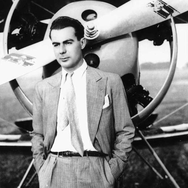 Принц Константин Кантакузино, 1905–1958. Фотография сделана в 1934 году - Цвета военного неба: принц, акробат, извозчик, истребитель | Warspot.ru