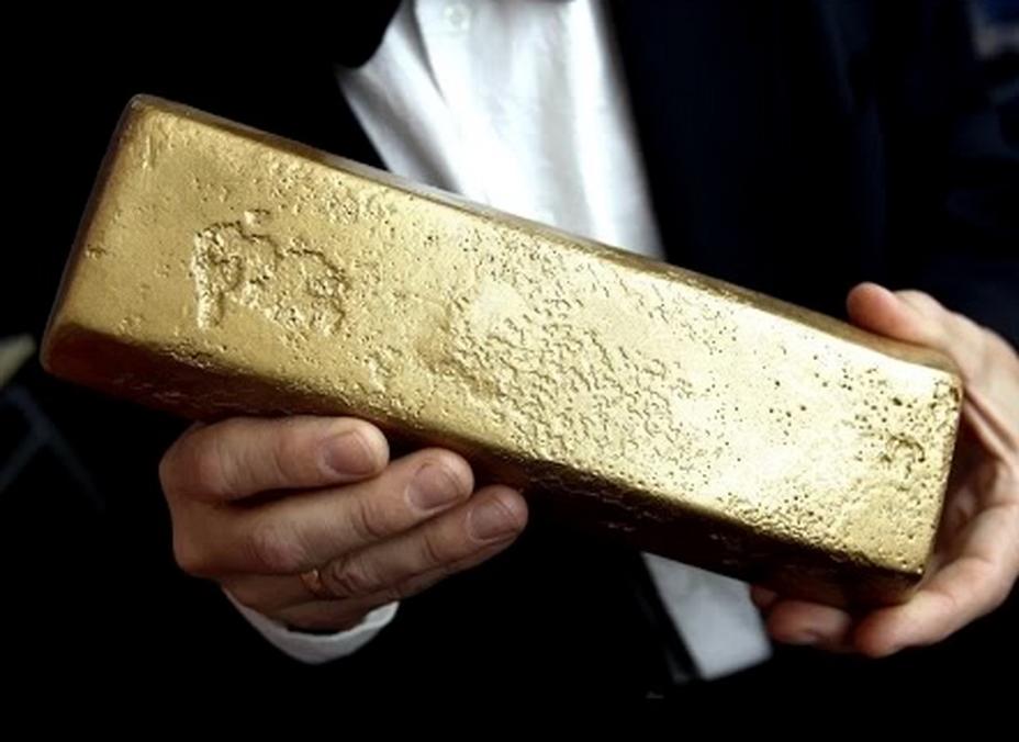 Так выглядело золото «Эдинбурга», поднятое на поверхность через 40 лет после гибели корабля