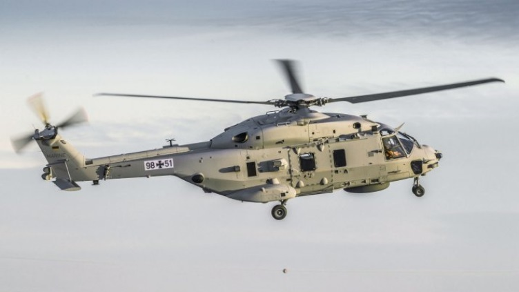 ​Первый полёт вертолёта NH90 Sea Lion flightglobal.com - «Морской лев» пришёл на смену «Морскому королю» | Военно-исторический портал Warspot.ru