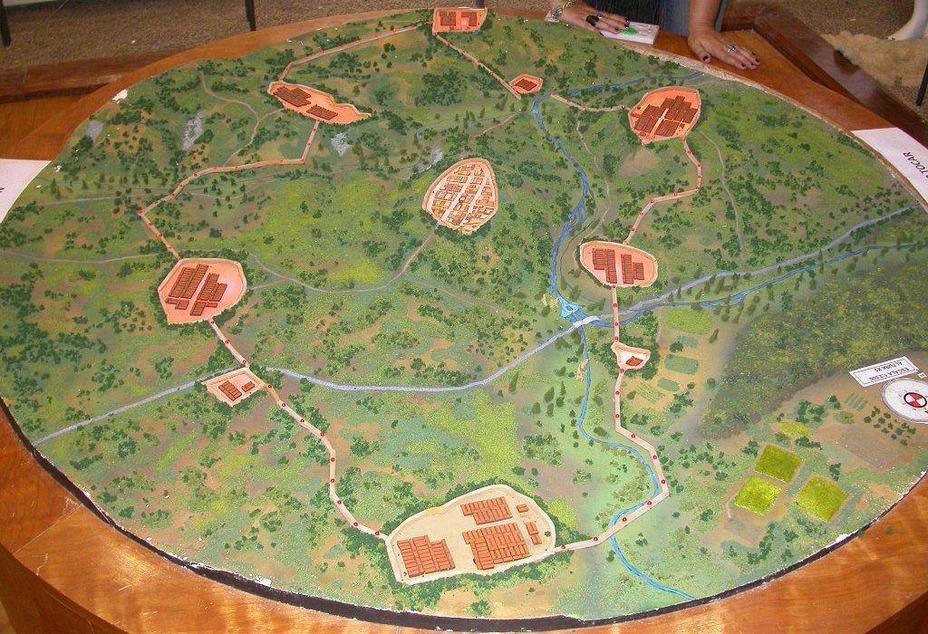 Нуманция и римские осадные лагеря вокруг города - Битвы кельтов: интерактивный спецпроект Warspot | Warspot.ru