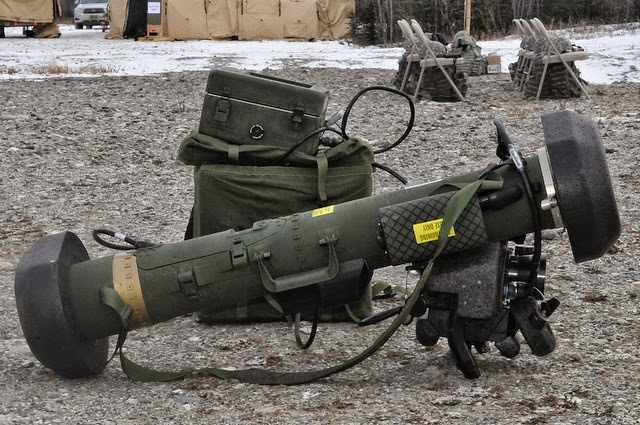 ​Ракетный комплекс Javelin модификации FGM-148F usgroundforces.blogspot.com - «Джавелины» станут многоцелевыми | Военно-исторический портал Warspot.ru