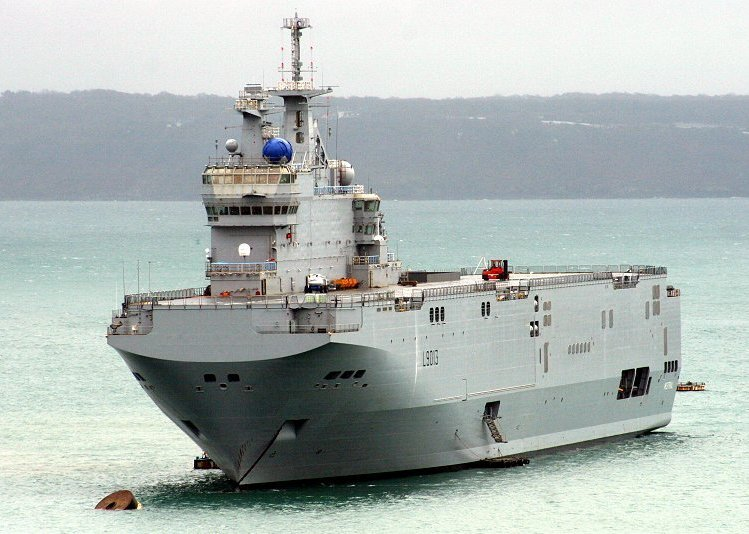 ​Вертолетоносец типа Mistral navyrecognition.com - Россия построит собственные «Мистрали»? | Военно-исторический портал Warspot.ru