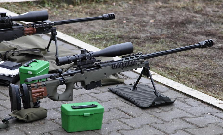 Винтовка снайперских рекордов | Warspot ru