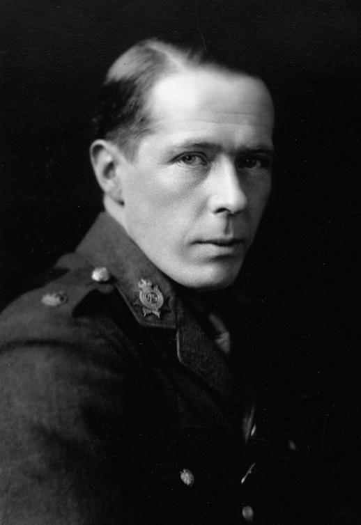 Майор Вильям Орпен – официальный военный художникИсточник: iwm.org.uk