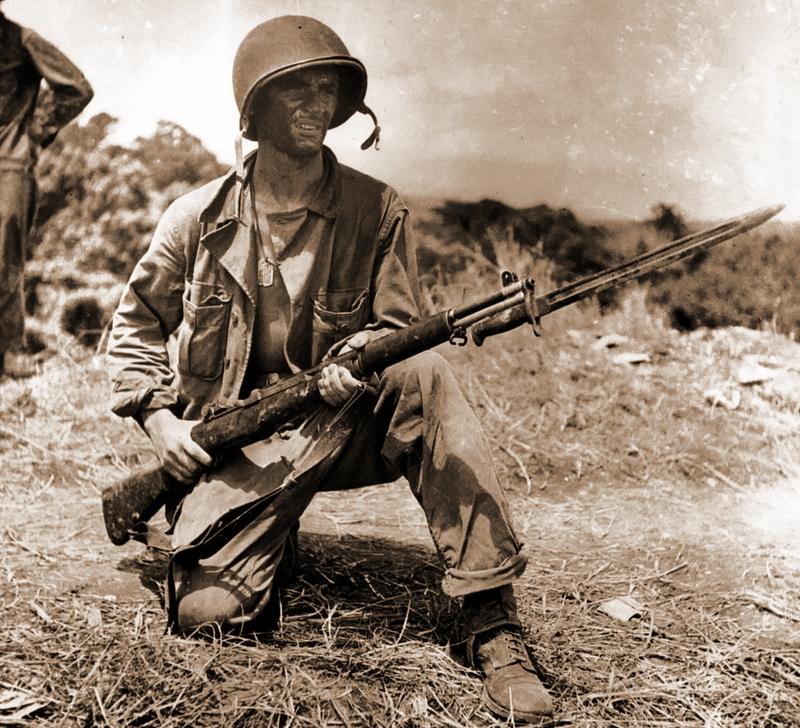garand-jan26-1943-an-infantryman-is-on-g