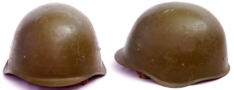 Советский стальной шлем СШ-40 - Чья каска была лучше?   Warspot.ru