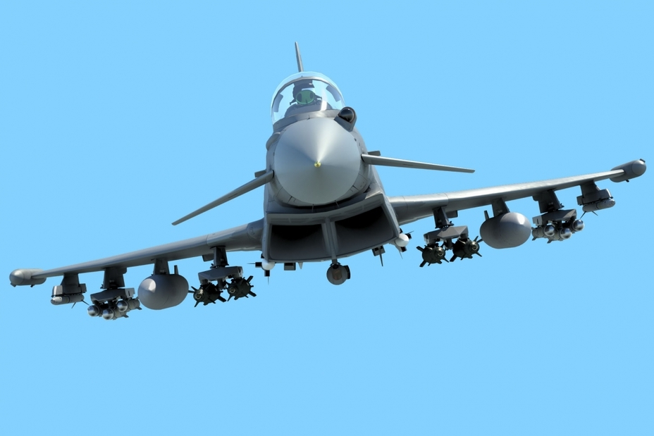 ​Истребитель Eurofighter Typhoon eurofighter.com - Катарская армия вооружится «Тайфунами» | Военно-исторический портал Warspot.ru