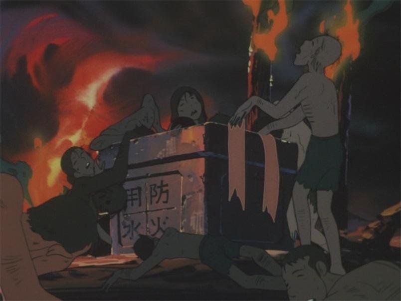 Побеждённые должны молчать? япония