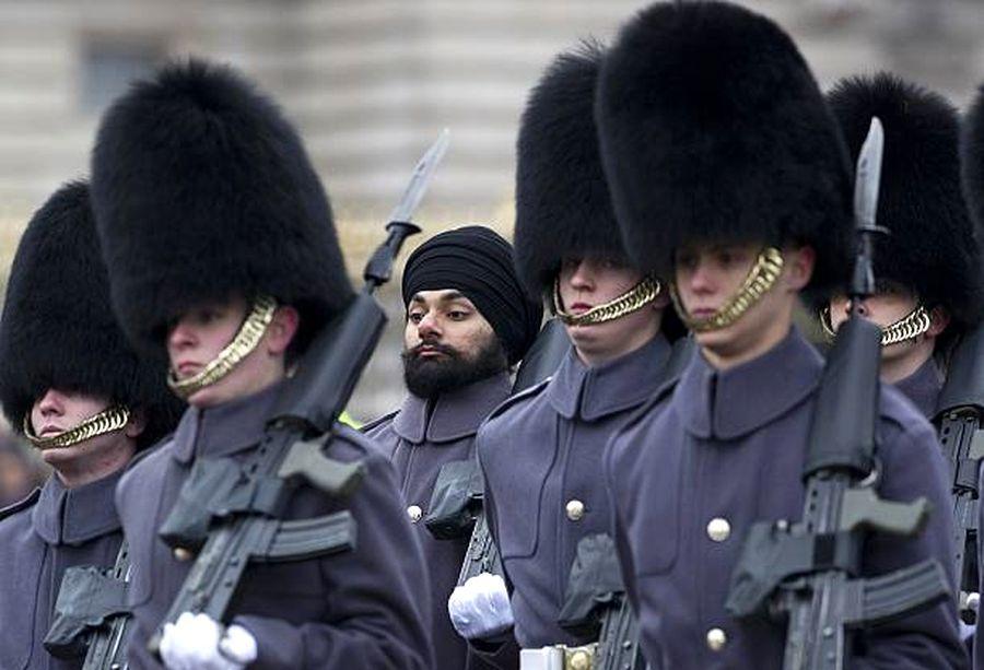 Парни в медвежьих шапках до xx века