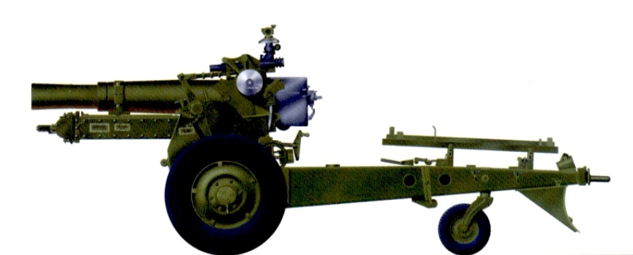 ​Общий вид орудия QF 25-pdr Short (Aust) Mk.I. Henry C. The 25-pounder Field Gun 1939-1972. – Oxford: Osprey Publishing, 2001 - «Бэби» – 25-фунтовка по-австралийски | Warspot.ru