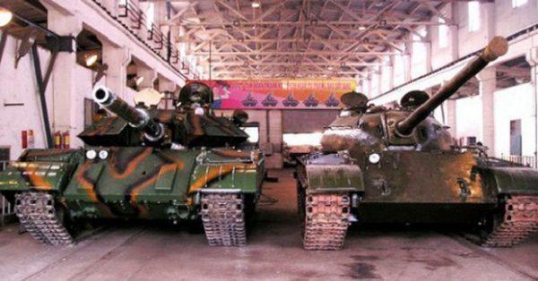 "Вьетнамцы готовятся к ""Танковому биатлону"" на модернизированных Т-54М3"