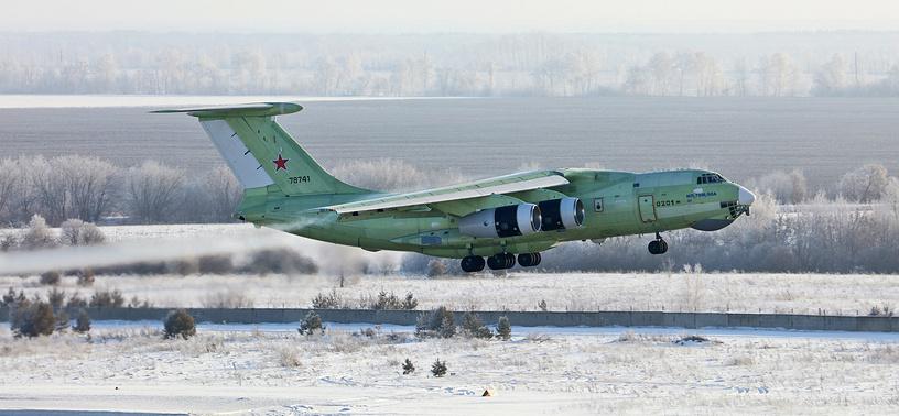 Первый полёт самолёта-топливозаправщика Ил-78М-90А. tass.ru - Воздушный танкер совершил первый полёт   Военно-исторический портал Warspot.ru