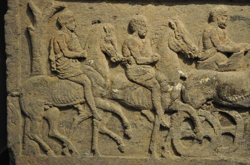 Секс с римскими воинами