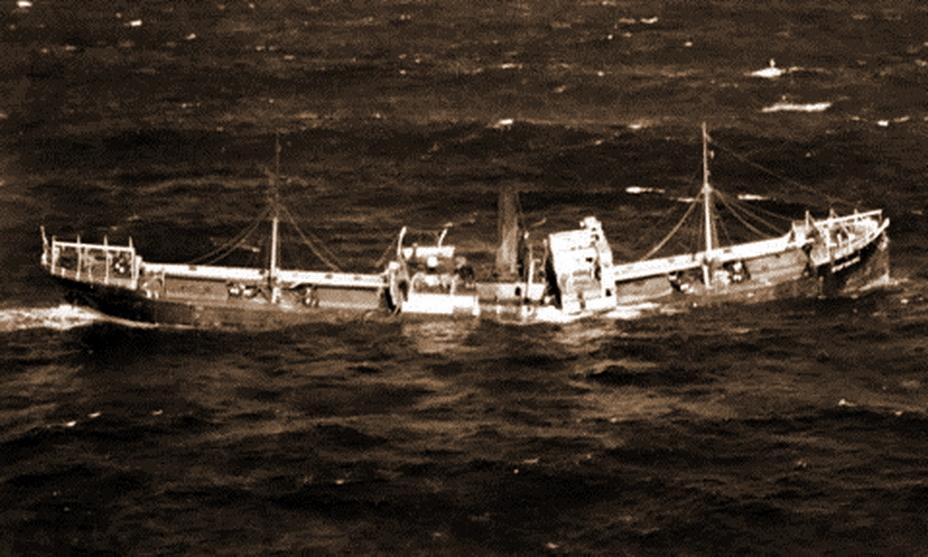 Китобои против стальной акулы флот