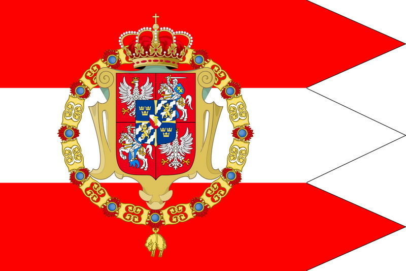 Флаг Речи Посполитой - Страсти по Данцигу | Warspot.ru