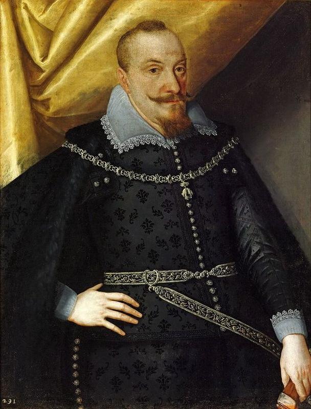 Король Речи Посполитой Сигизмунд III Ваза - Страсти по Данцигу | Warspot.ru