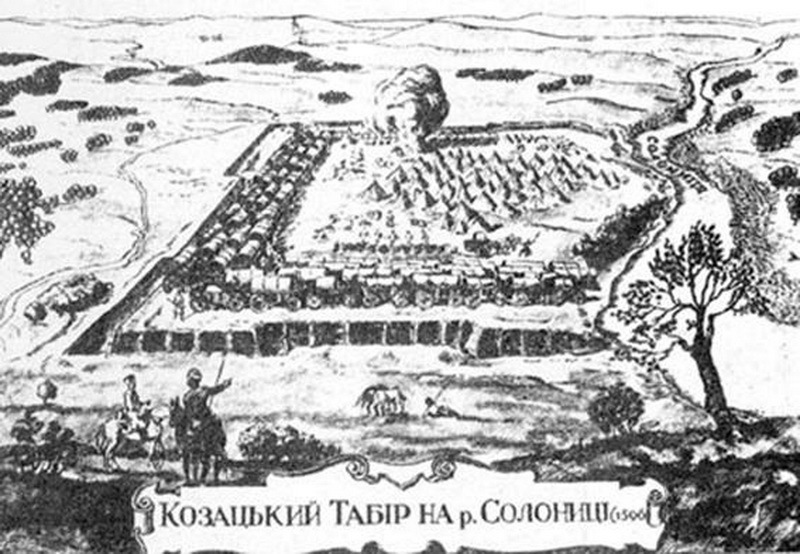 Польша и Иван Сусанин , карикатуры | 554x800
