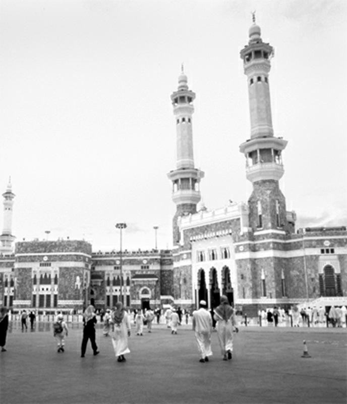 Площадь перед Заповедной мечетью, 1970-е годы - Явление Махди | Warspot.ru