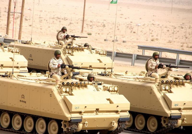 М-113 саудовской армии - Явление Махди | Warspot.ru
