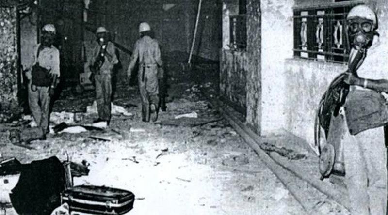 Саудовские солдаты в подземельях Заповедной мечети, 1979 год - Явление Махди | Warspot.ru