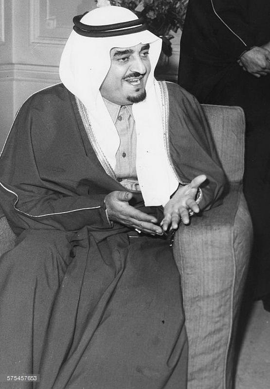Наследный принц Фахд, 1970-е годы - Явление Махди | Warspot.ru