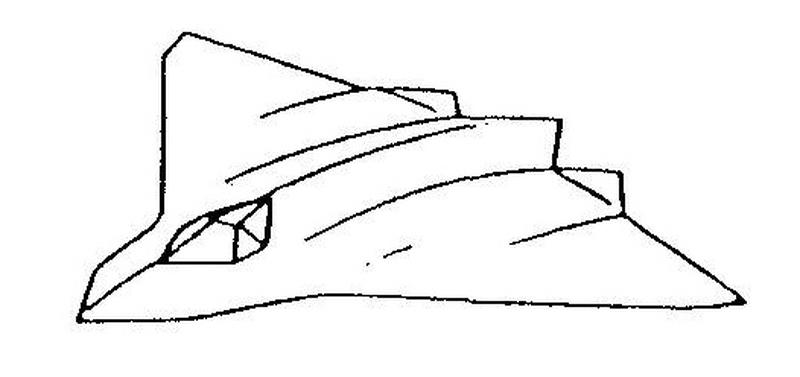 Основной вариант Boeing SOFA, 1989-1991 гг. - Специальный самолёт для специальных людей | Warspot.ru