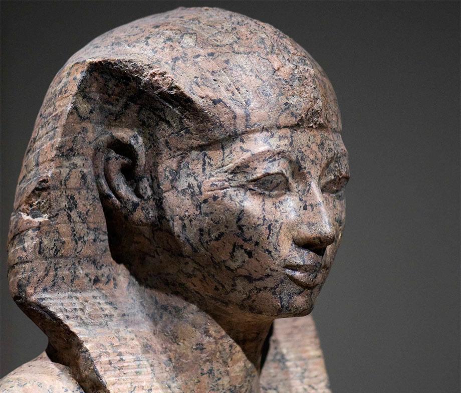 Портретная скульптура Хатшепсут.historyextra.com
