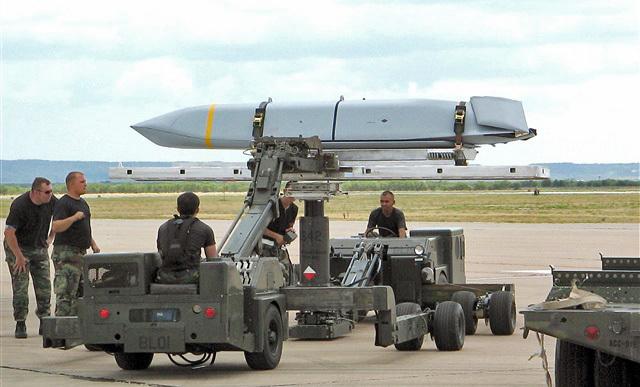 Крылатая ракета AGM-158B JASSM-ER. flightglobal.com - JASSM-ER: боевое крещение | Warspot.ru