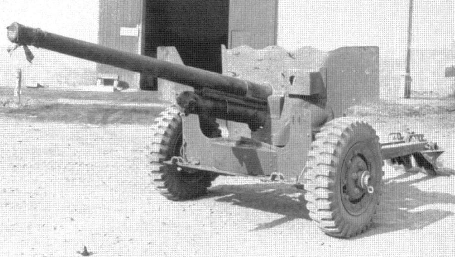 ​57-мм противотанковая пушка М1. Zaloga S. US Anti-tank Artillery 1941-45. – Oxford: Osprey Publishing, 2005 - Шестифунтовка по-американски | Warspot.ru