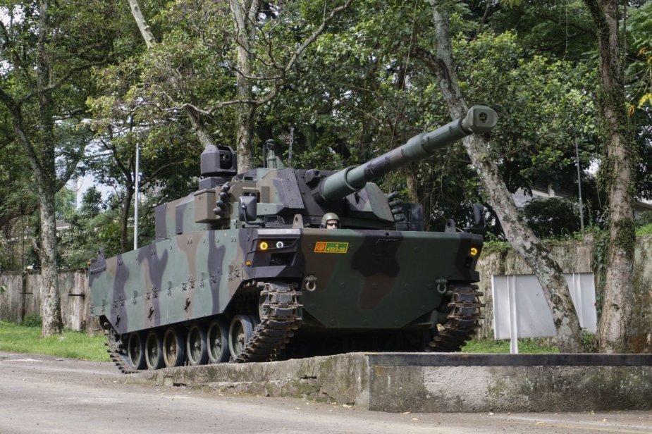 Танк Tiger на испытаниях. armyrecognition.com - Индонезийский «Тигр» пойдёт в серию | Warspot.ru