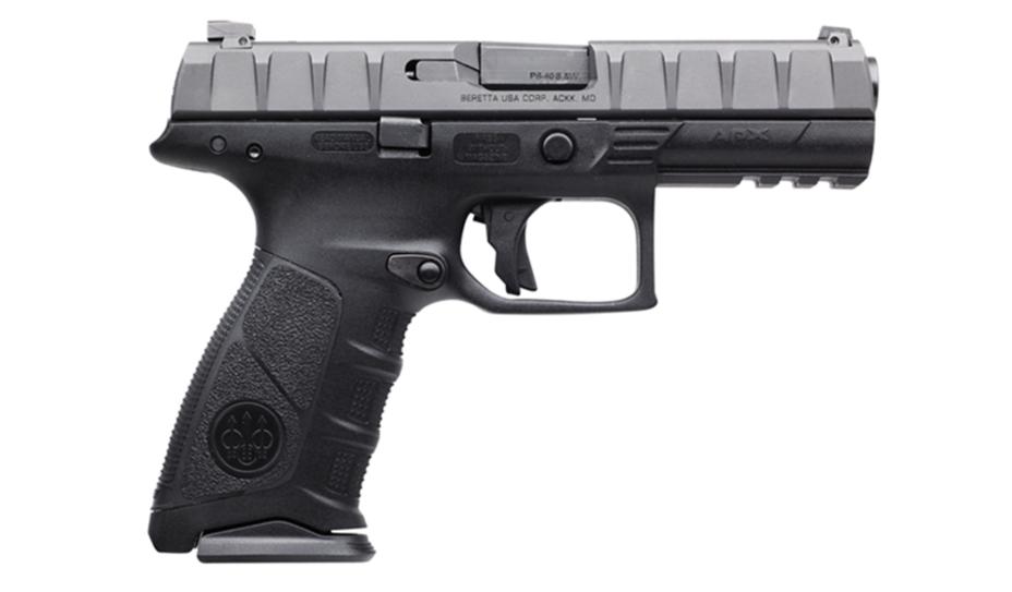 Пистолет Beretta APX. beretta.com - Beretta расширяет линейку пистолетов APX | Warspot.ru