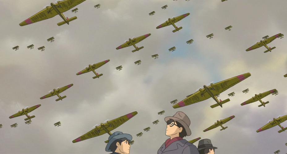 В одном из эпизодов кратко показано путешествие Хорикоси через СССР в Германию