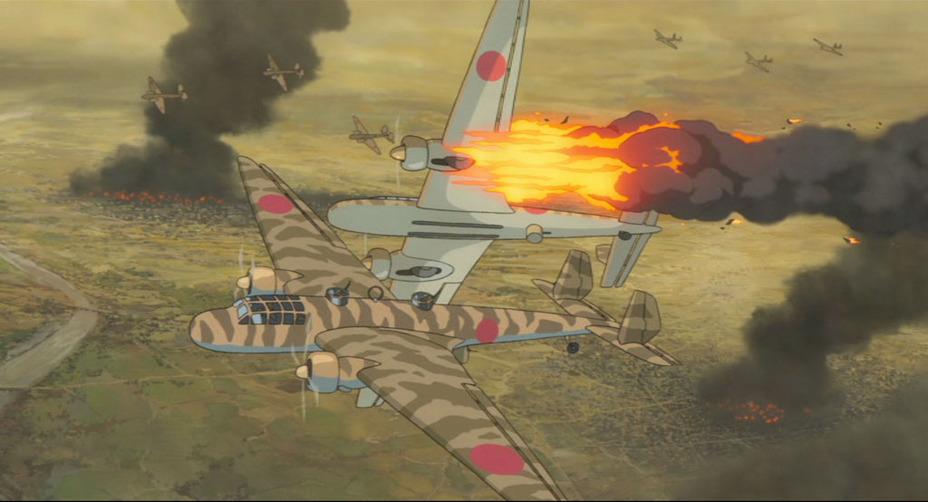 …но все эти прекрасные самолёты обречены на гибель