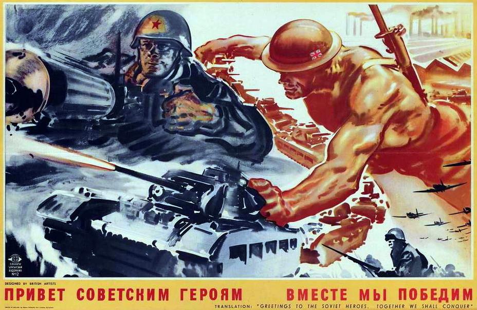 Колонны «Матильд» от британского союзника — хорошее подспорье к пулемёту Максима