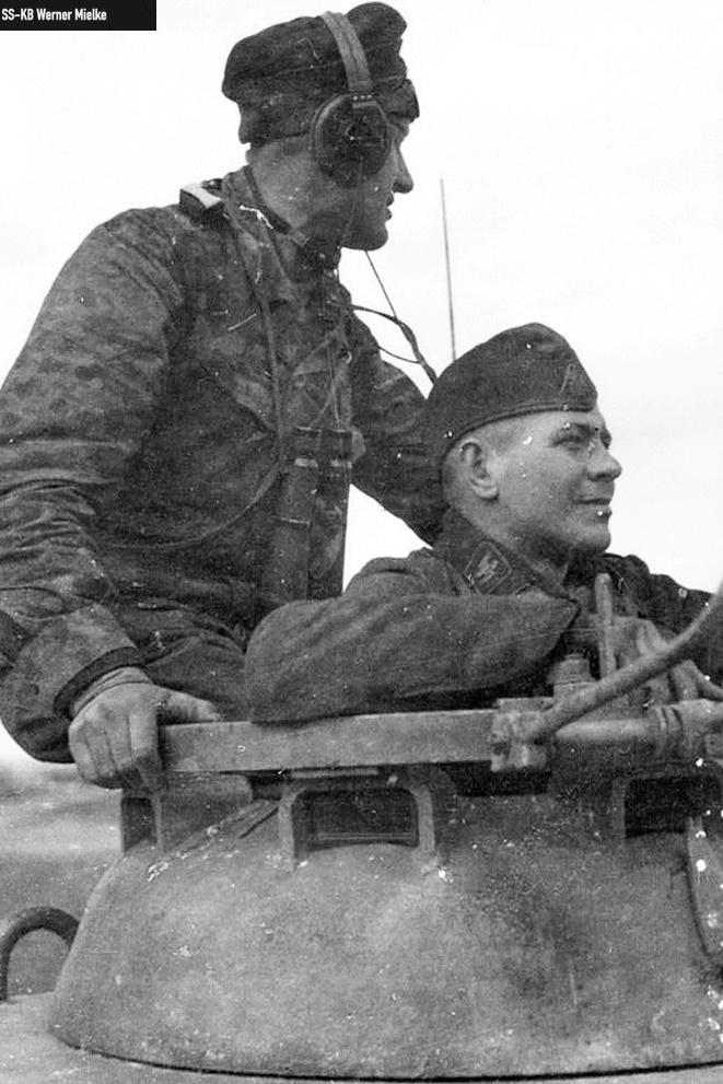 Танкисты 6-й роты. kriegsberichter-archive.com - Операция «Ильзе» | Warspot.ru