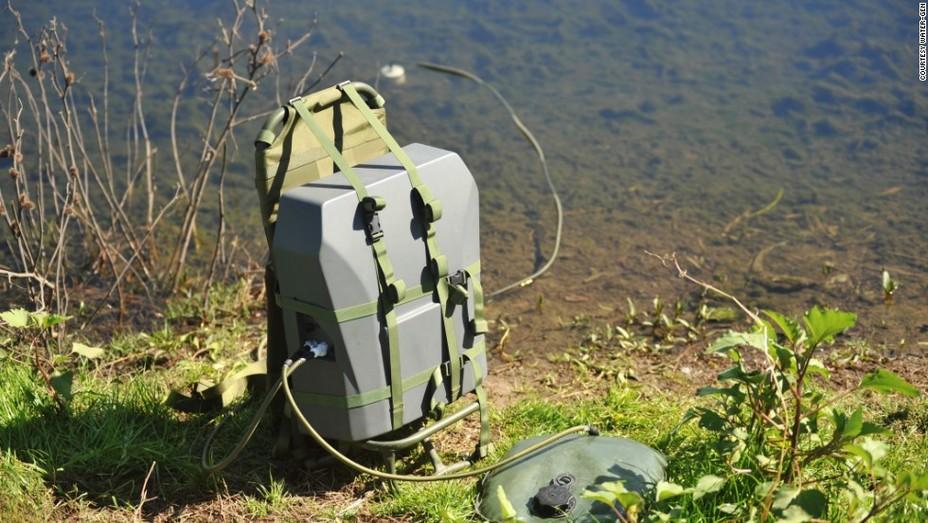 Система очистки воды «Источник» - Вода на войне | Warspot.ru