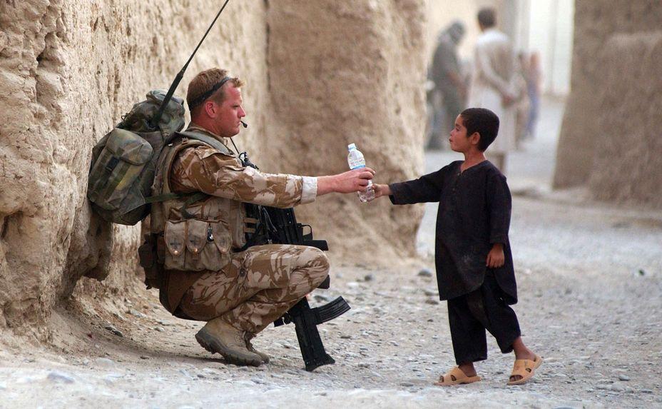 В военное или мирное время — вода важнее всего - Вода на войне | Warspot.ru