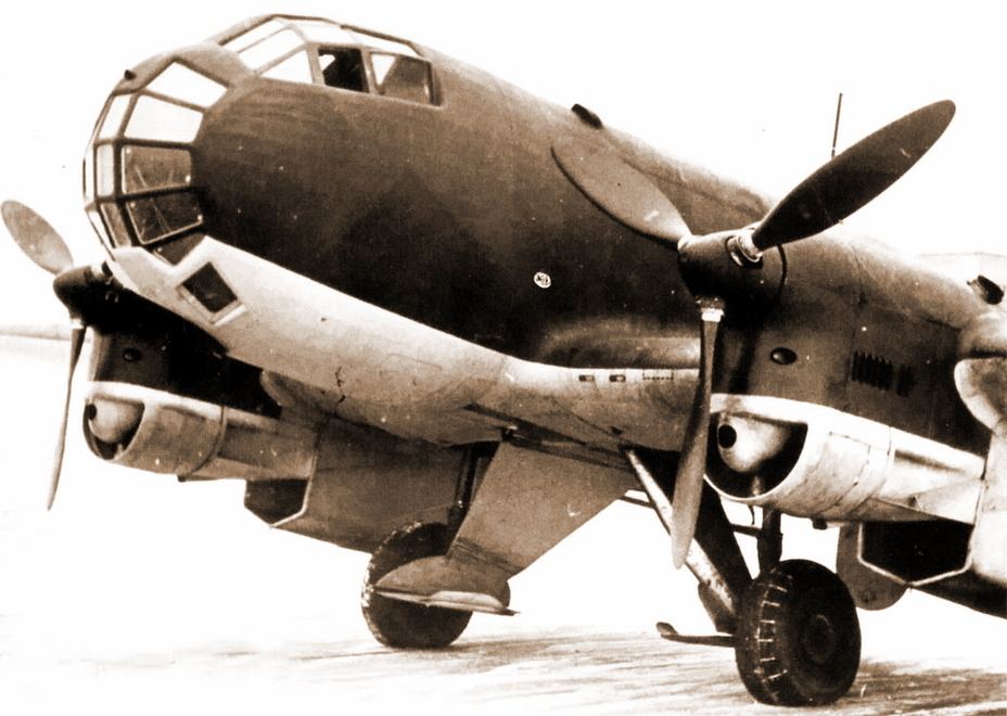 «Юнкерс» Ju 86P-2 во время секретных полётов над СССР, зима 1941 года - Крылатые предвестники войны | Warspot.ru