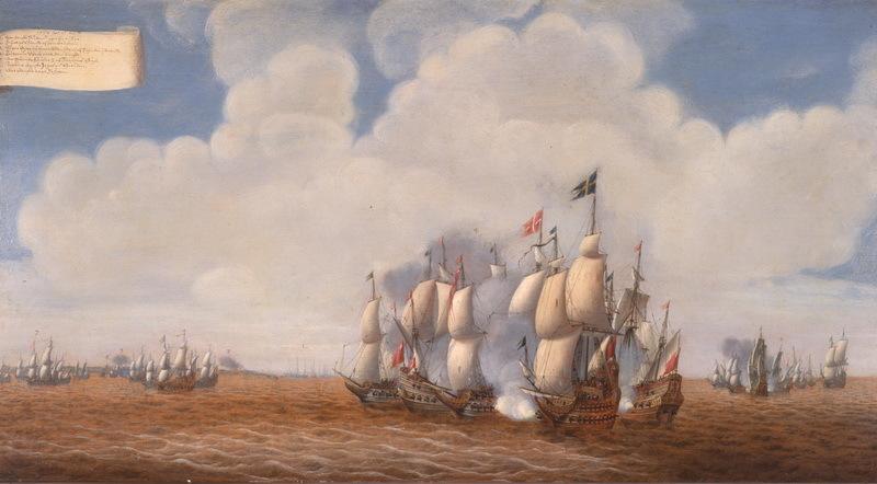 Датско-шведское морское сражение. johansfotoblogg.blogspot.com - Датский флот Нового времени: становление | Warspot.ru