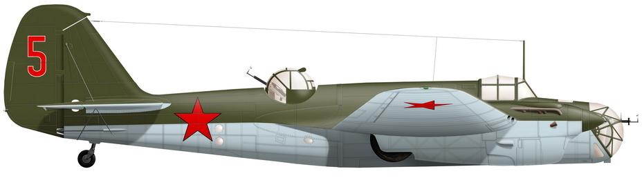 ?Бомбардировщик СБ 2М-105 с заводским №1/328 из 1-й эскадрильи 213-го СБАП, разбитый в аварии 11 мая 1941 года - «Бить танки противника до полного их уничтожения…» | Warspot.ru