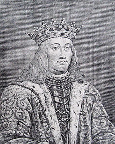 Король Дании Иоганн (Ханс) (1483–1513). upload.wikimedia.org - Запретная торговля | Warspot.ru