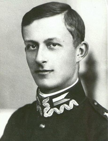 Ротмистр Евгениуш Щвещчак. en.wikipedia.org