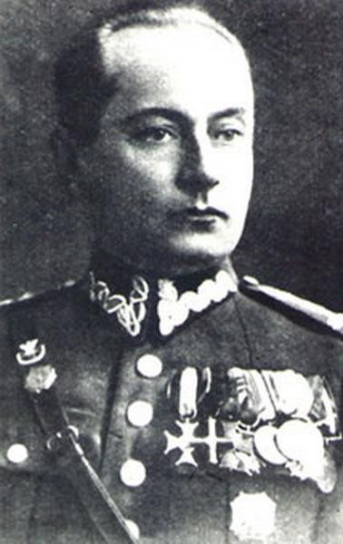 Полковник Казимеж Масталеж, командир 18-го полка уланов Поморских. commons.wikimedia.org