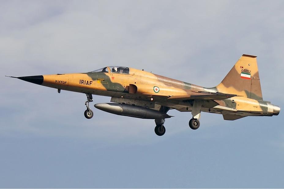 Истребитель Northrop F-5 ВВС Ирака. airliners.net - Иран показал истребитель отечественной разработки   Warspot.ru
