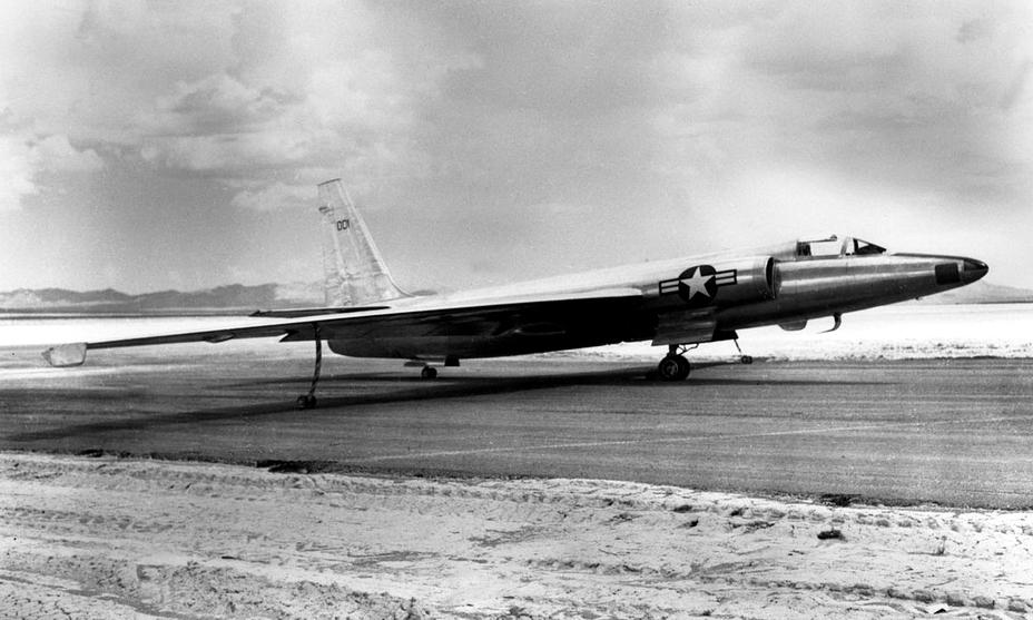 Lockheed U-2 на испытаниях, 1958 год - «Стелс»: первые пять лет | Warspot.ru