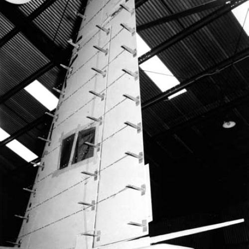 Размещение антенн Wires на киле U-2, 1957 год - «Стелс»: первые пять лет | Warspot.ru