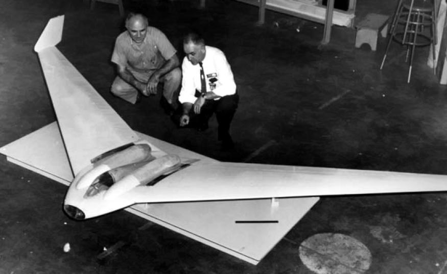 Модель GUSTO Model 2А, 1958 год - «Стелс»: первые пять лет | Warspot.ru