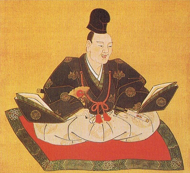 Минамото Ёсинака по прозвищу Кисо. Японская гравюра.ru.wikipedia.org